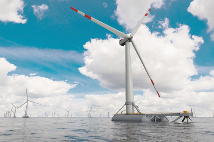 MooringSense lays the foundation for a model to manage the structural integrity of FOW turbine mooring systems