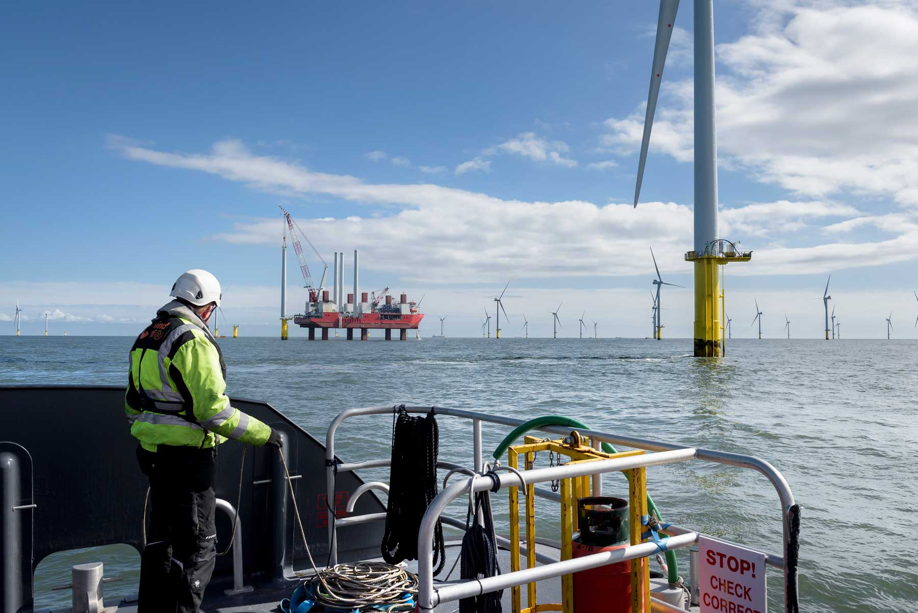 GLOBAL OFFSHORE WIND 2020 – 16 – 17 June | Manchester Central | #RUKGOW20
