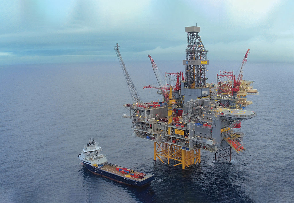 Digital Twins Mature in the North Sea