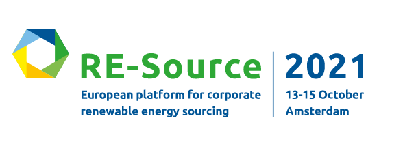 RE-Source Amsterdam 2021   13 – 15 October