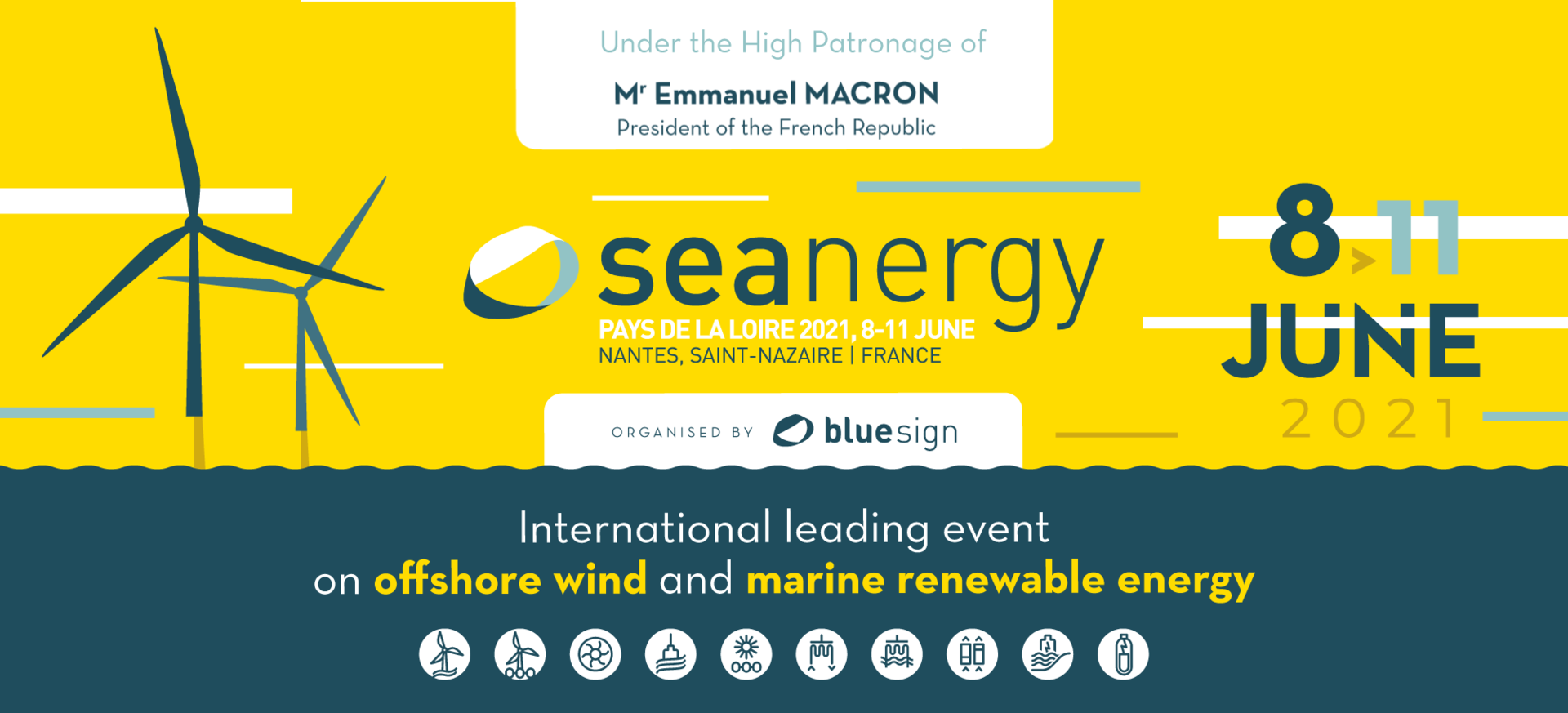 Seanergy Nantes 2021 | 8 – 11 June